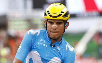 Andrey Amador participará en la Vuelta a España 2018